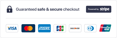 Stripe checkout badge